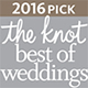 Based On Our Reviews, A Bride's DJ Has Been Voted The Knot's Best Of Weddings Again For 2016.