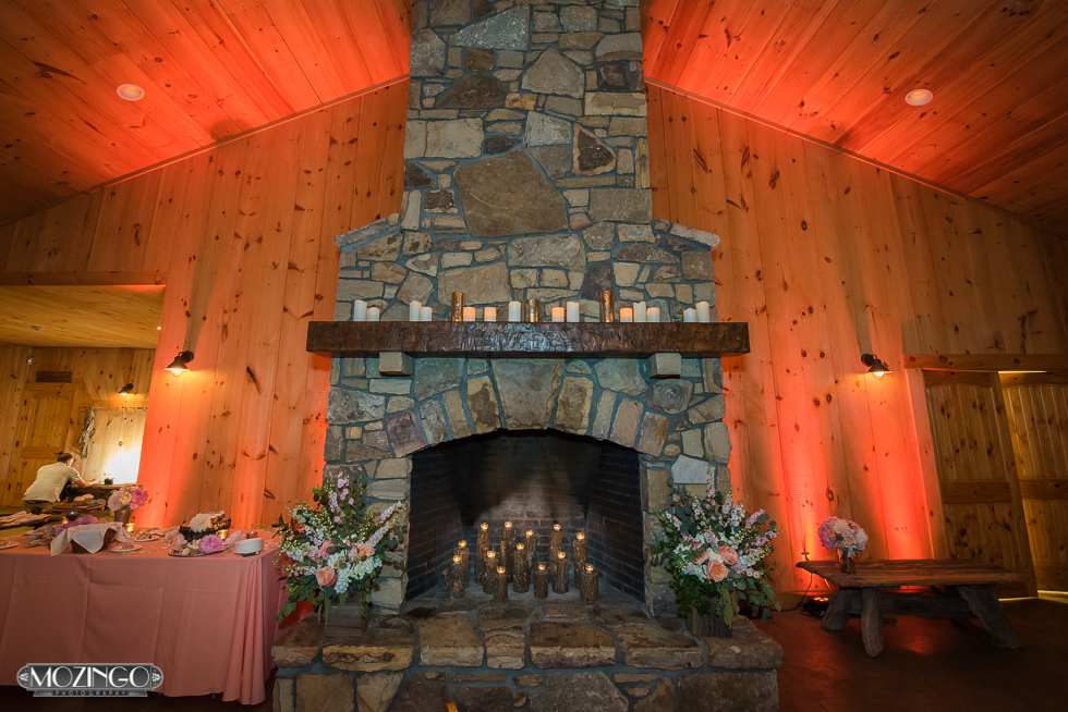 A Bride's DJ can provide gorgeous uplighting as part of your wedding dj package.